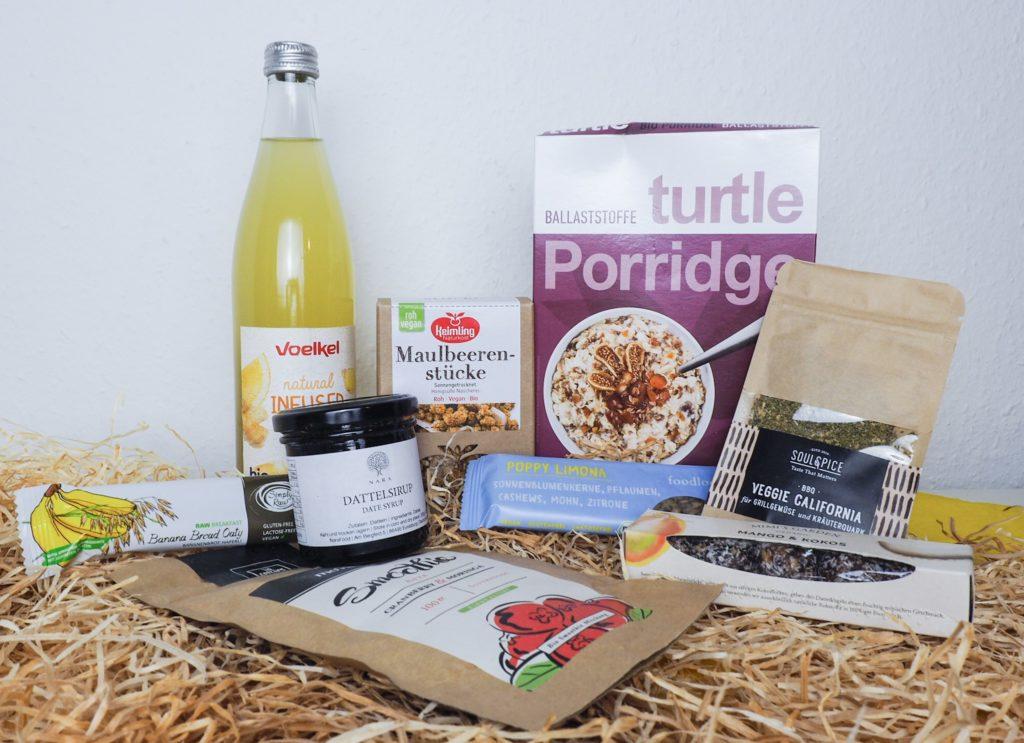 Auf der Suche nach Inspiration: Whole Food Box