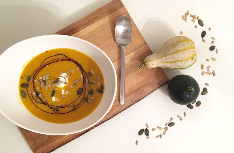 Oktober-Gemüse – Der Kürbis