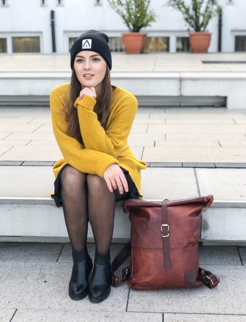 Adventskalender Türchen #10: Gewinnt meinen persönlichen Lieblings-Rucksack von Berliner Bags